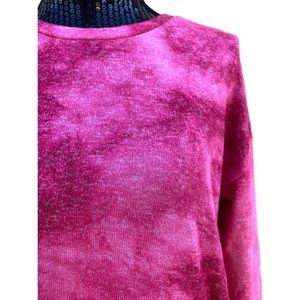 American Eagle Outfitters Sweaters - American Eagle Soft & Sexy Plush Tie Dye Sweater